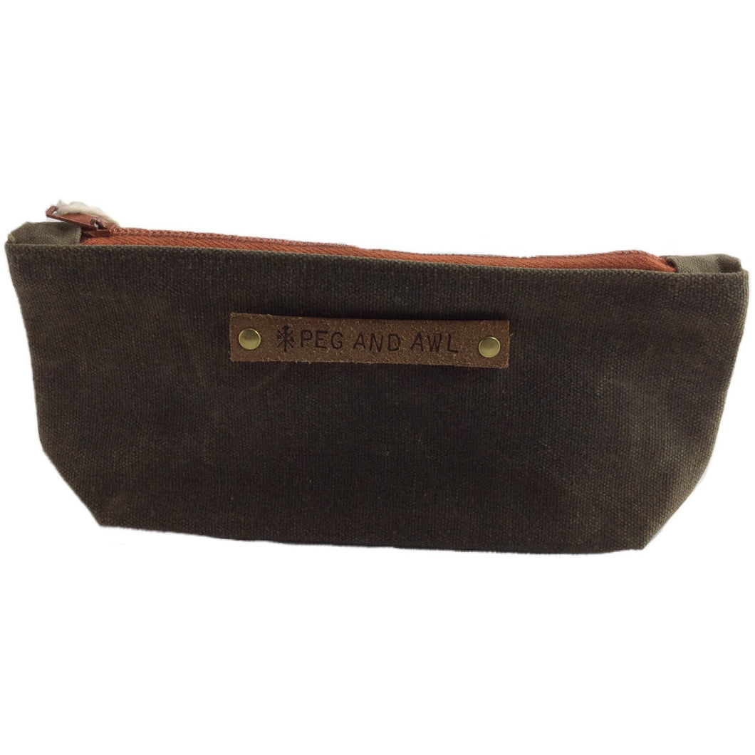 peg & awl bloom pouch