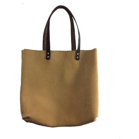 Beastman Caravan - Nubuck Leather Tote