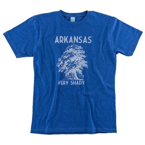 arkansas very shady t-shirt