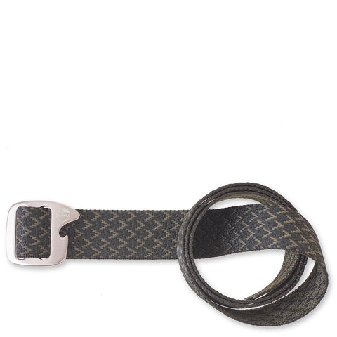 kavu beber belt black chevron