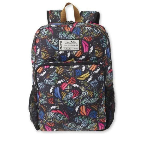 kavu field trip backpack flutterfly