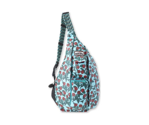 kavu ropette bag red rose