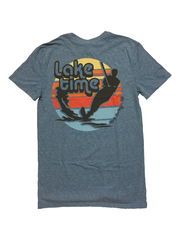 Hot Springs Lake Time T-Shirt