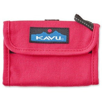 kavu wally wallet cardinal