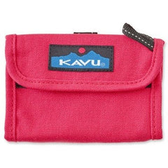 KAVU Wally Wallet - Cardinal