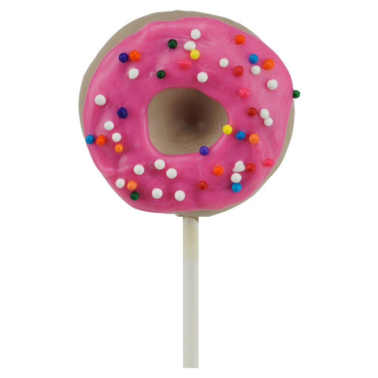 Donut (Pink frosting) - ready in 2-5 days - Store pickup only