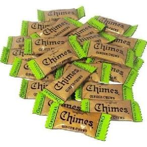 Chimes Ginger Chews 4oz