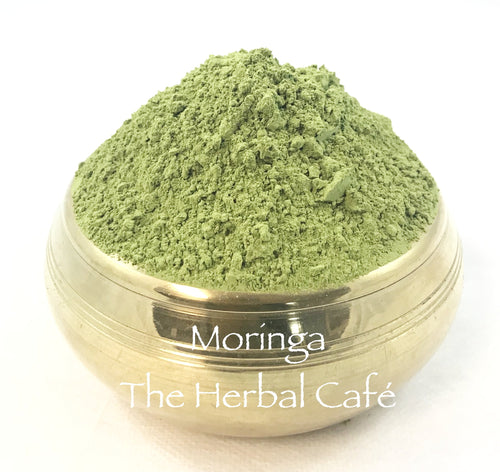 Moringa, Organic Raw Leaf Powder