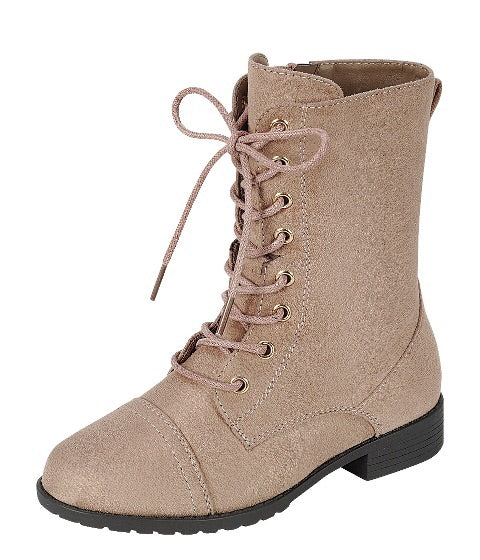 Bailey Combat Boots (Mommy Diva's)