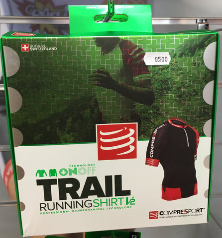 Camiseta Trail Running V2 Compressport