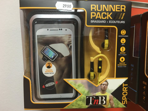 Pack Runner T'nB