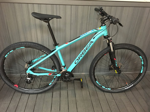 Bicicleta Mountain Bike Orbea MX 29 40 2017