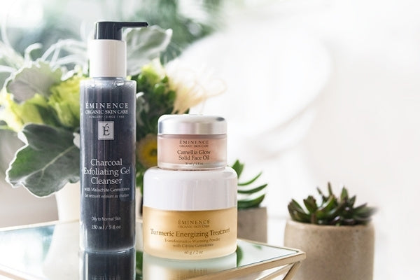 Energize your Skin Care Ritual With the New Gemstone Collection by Eminence