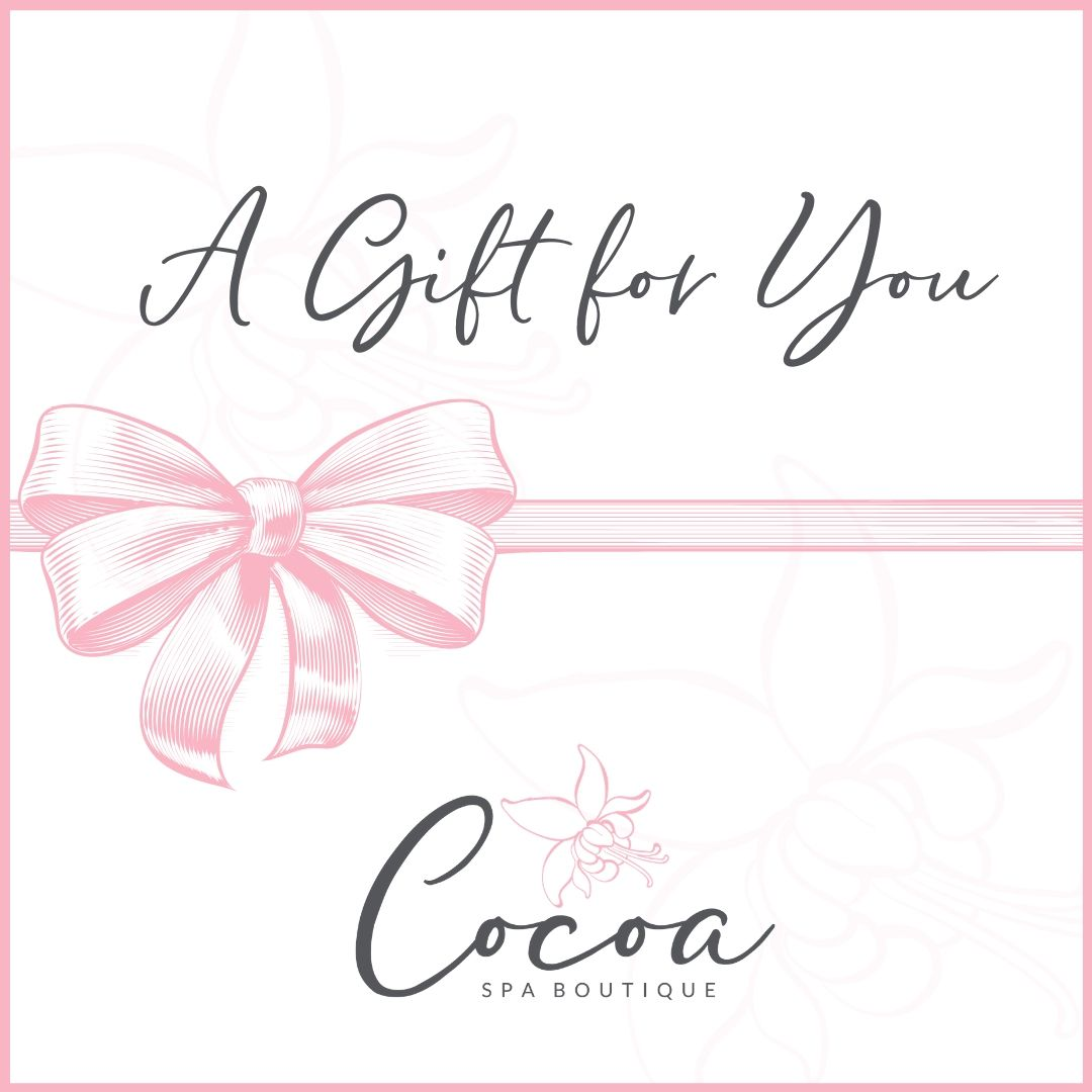 Gift Certificate - Cocoa Spa Boutique