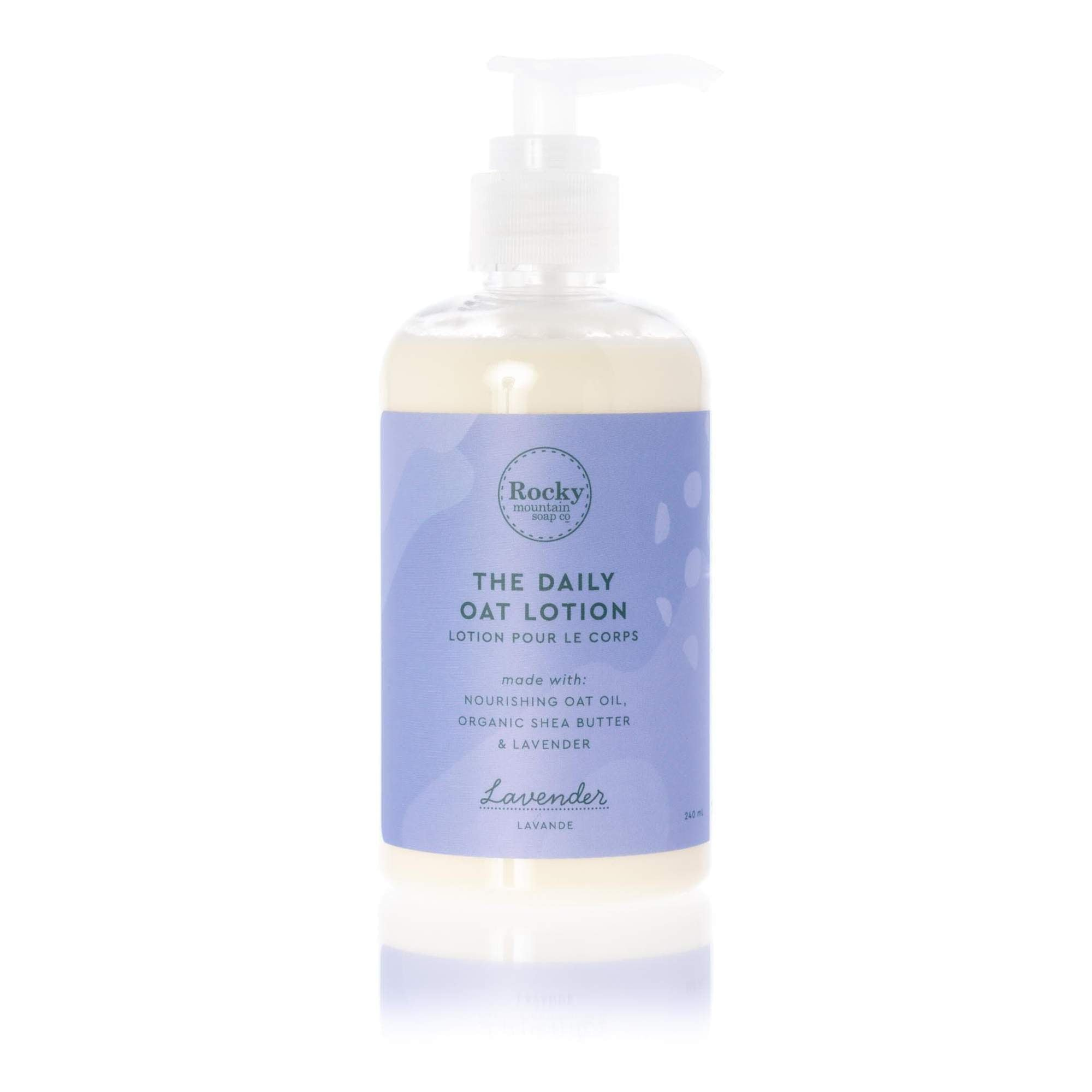 Lavender Body Lotion - Cocoa Spa Boutique