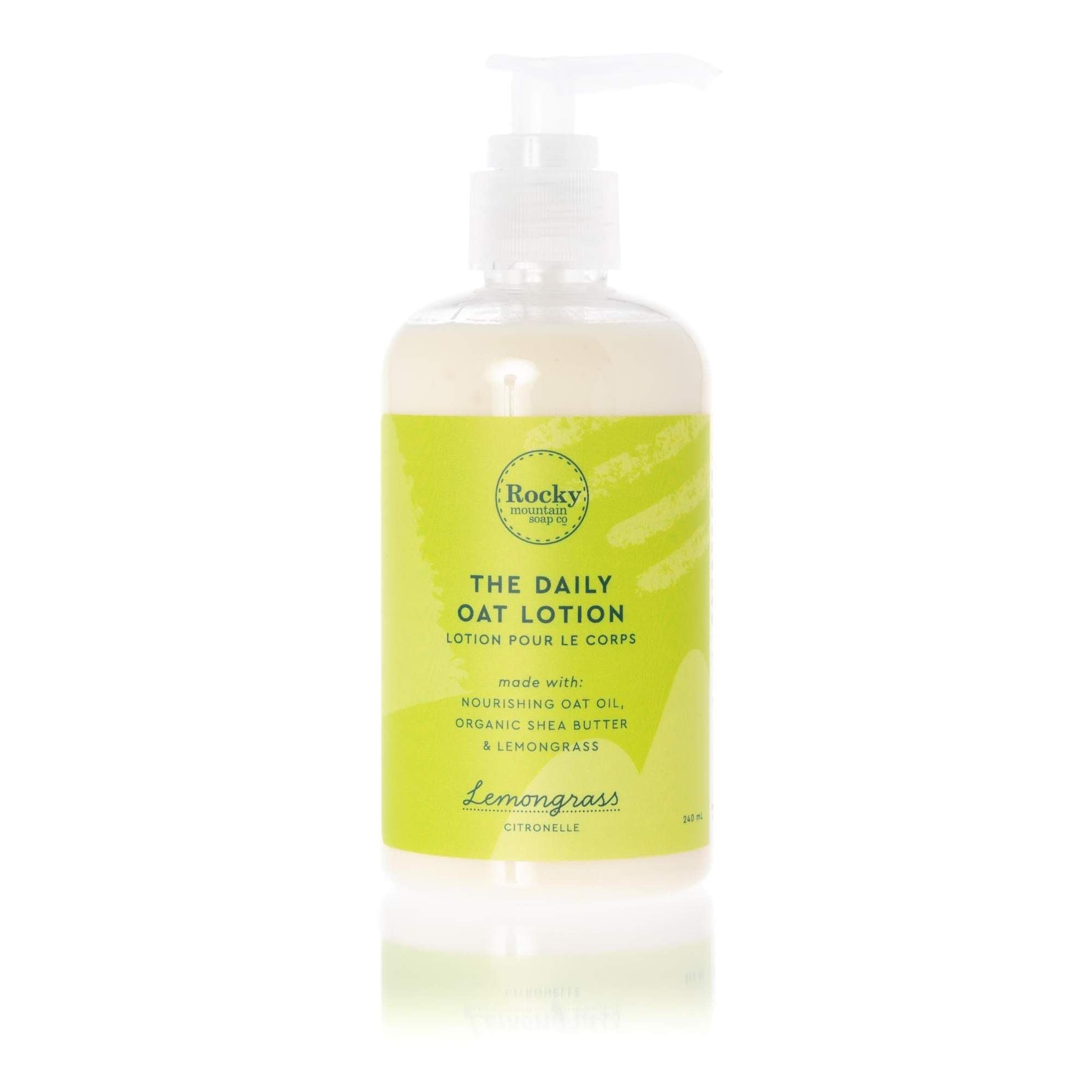Lemongrass Body Lotion - Cocoa Spa Boutique