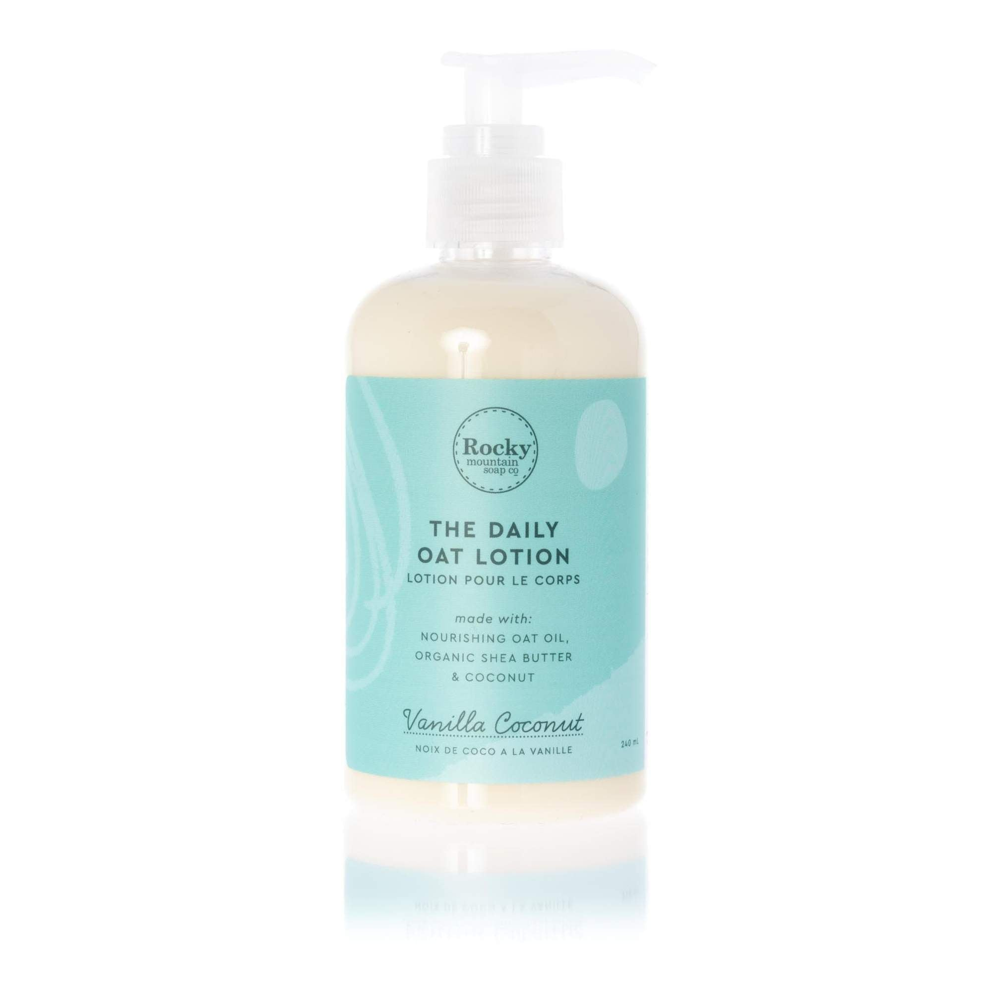Vanilla Coconut Body Lotion - Cocoa Spa Boutique