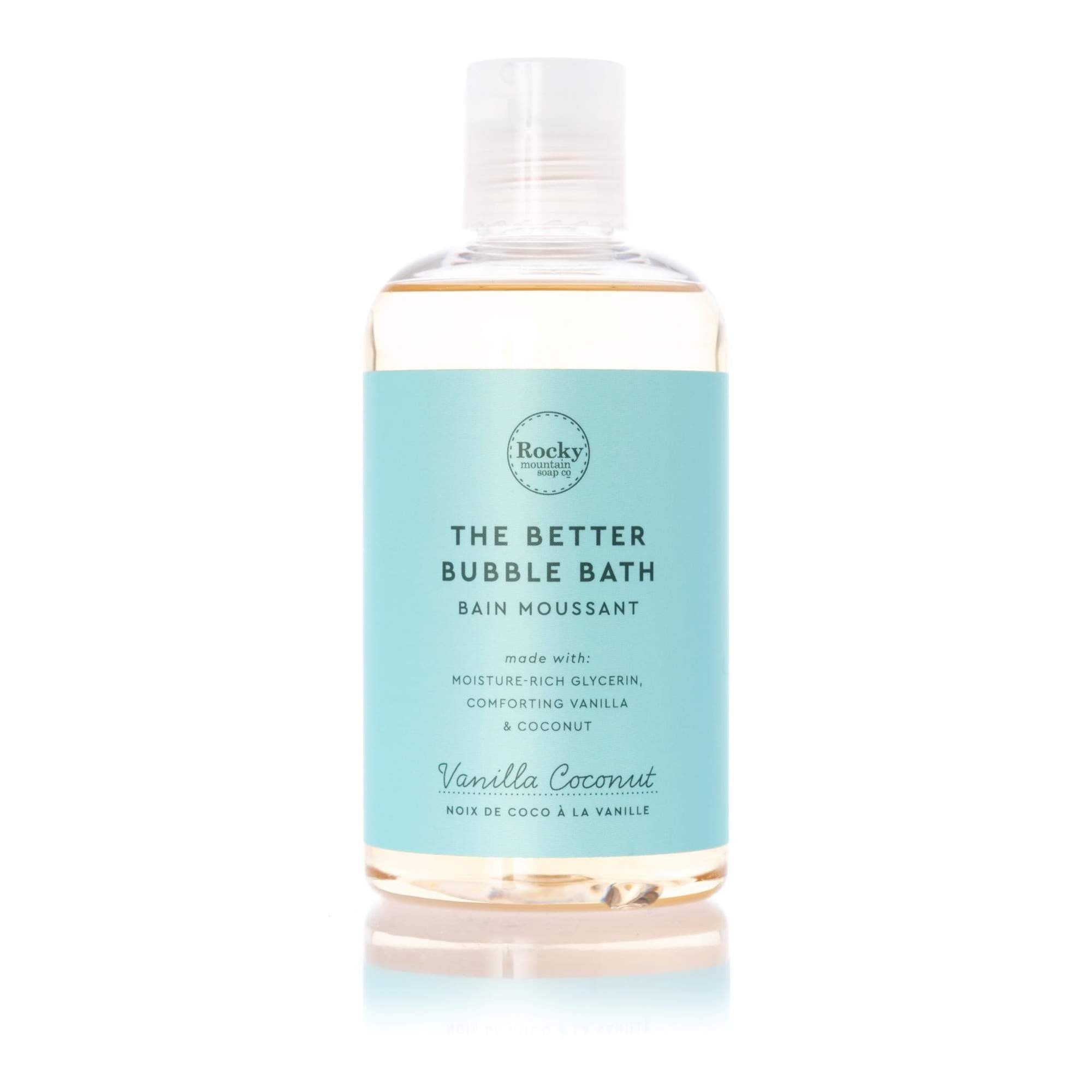 The Better Bubble Bath- Vanilla Coconut - Cocoa Spa Boutique