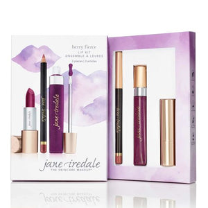 Limited Edition Jane Iredale Lip Kit - Cocoa Spa Boutique