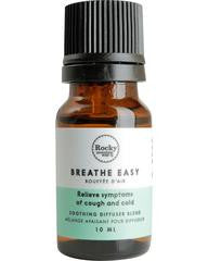 Breathe Easy Diffuser Oil Blend - Cocoa Spa Boutique
