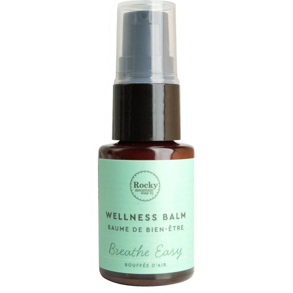 Breathe Easy Wellness Balm - Cocoa Spa Boutique