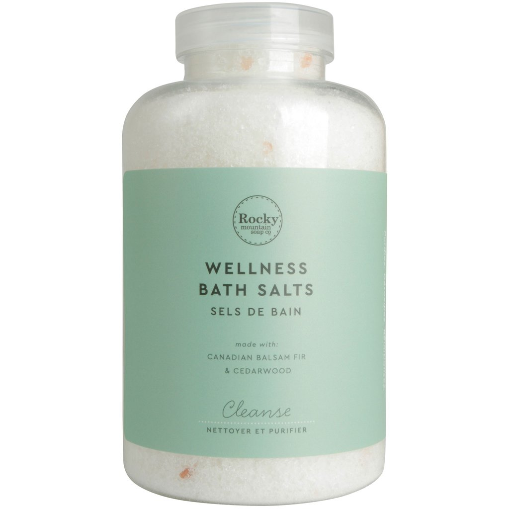 Cleanse Wellness Bath Salts - Cocoa Spa Boutique