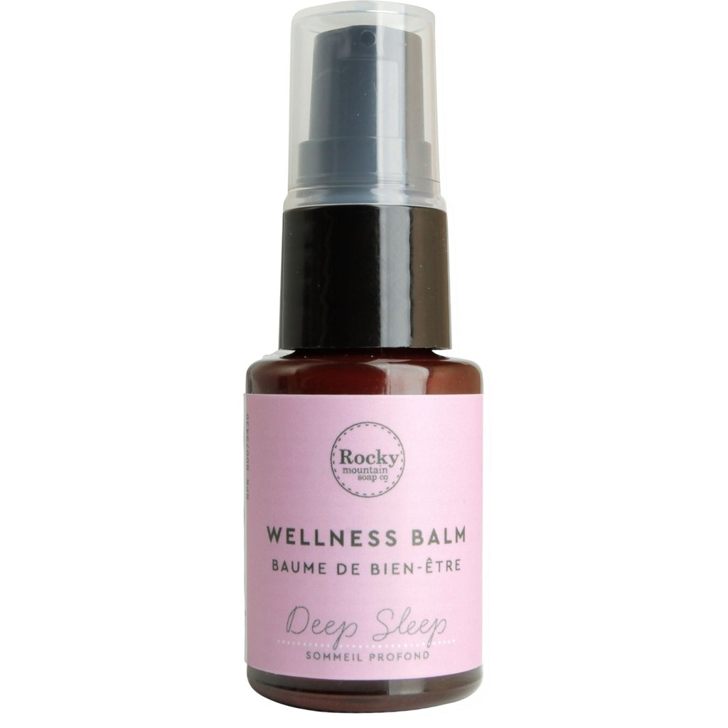 Deep Sleep Wellness Balm - Cocoa Spa Boutique