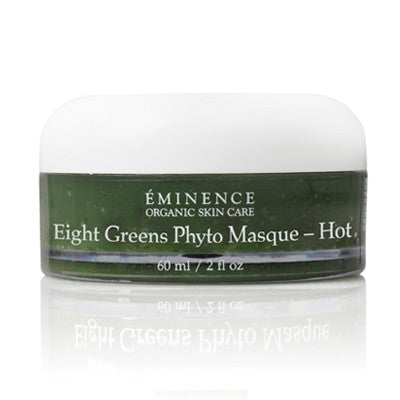 Eight Greens Phyto Masque (Hot) - Cocoa Spa Boutique