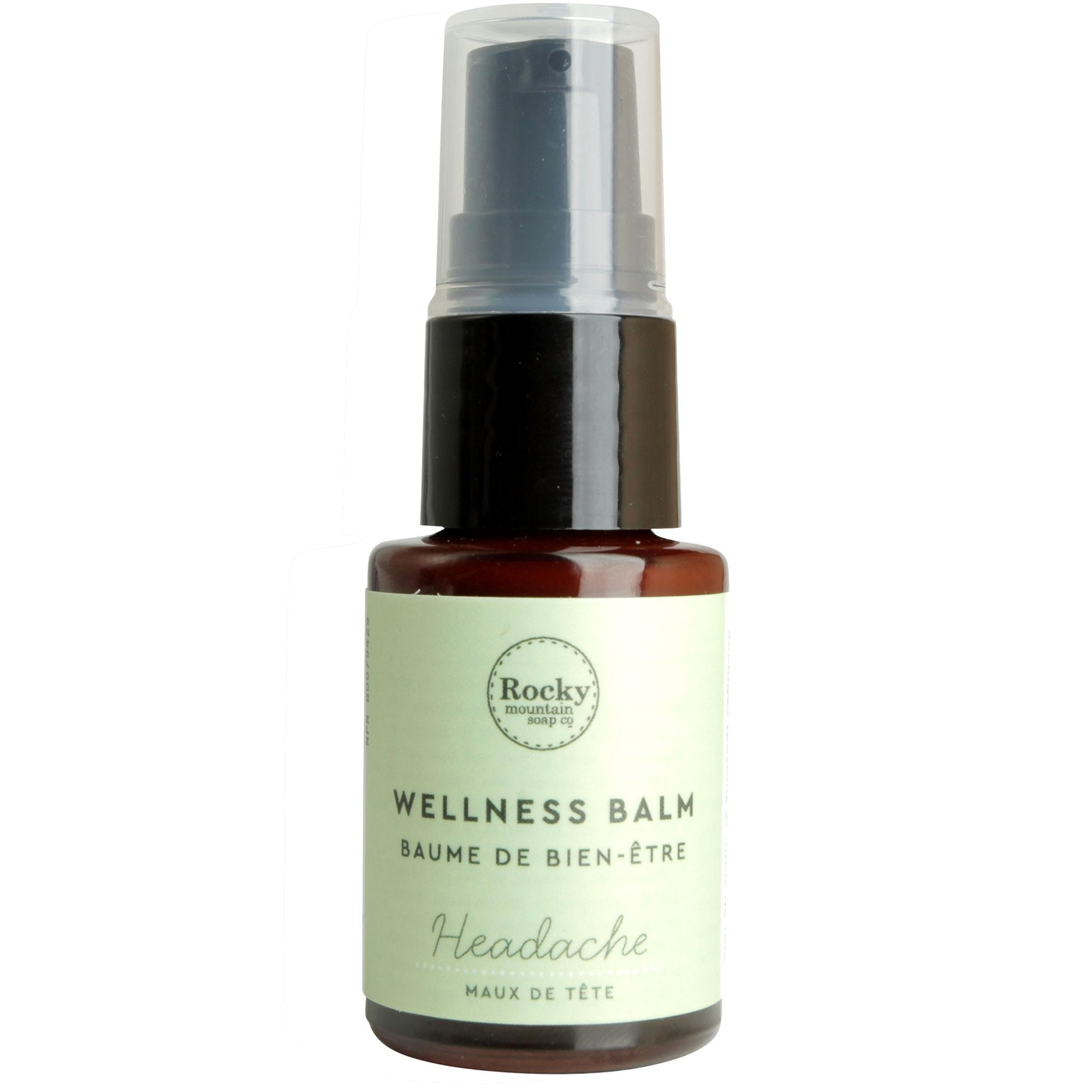 Headache Wellness Balm - Cocoa Spa Boutique