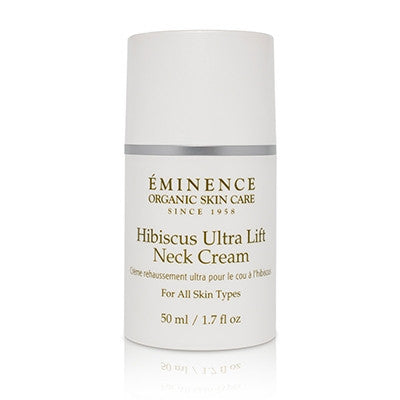 Hibiscus Ultra Lift Neck Cream - Cocoa Spa Boutique