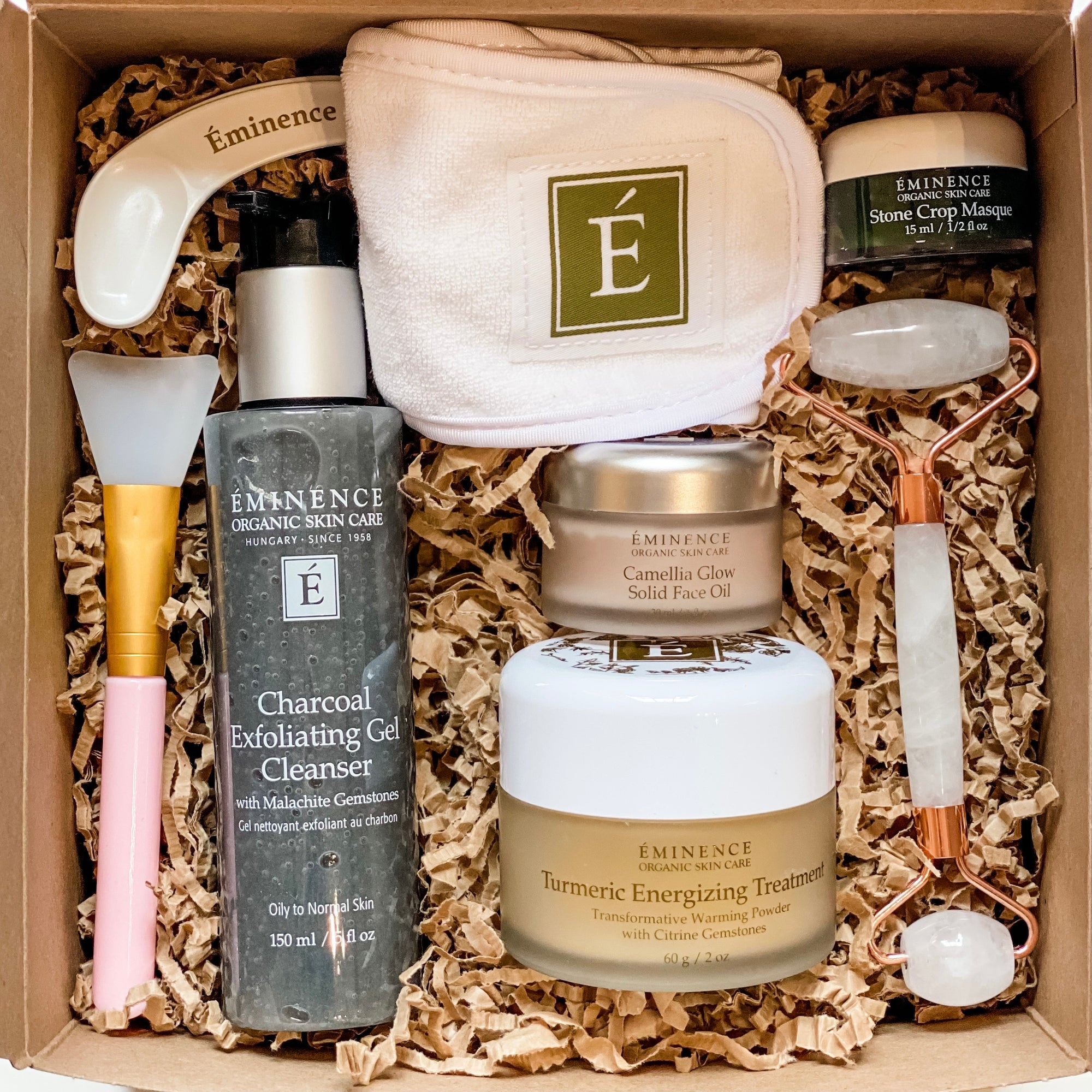 Gemstone Facial Box