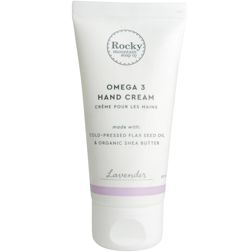 Lavender Natural Hand Cream - Cocoa Spa Boutique