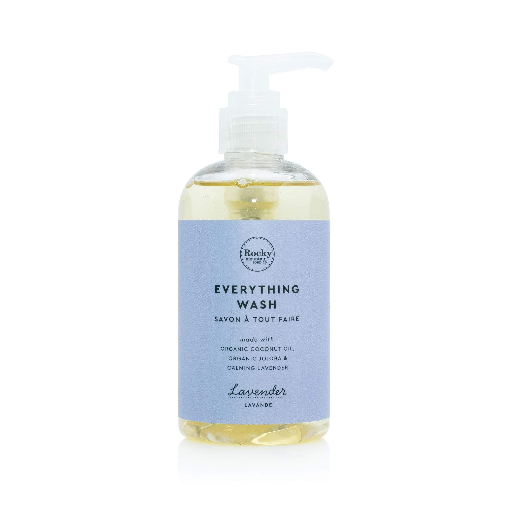 Lavender Hand & Body Wash - Cocoa Spa Boutique