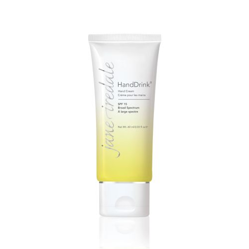 Lemongrass HandDrink SPF 15 Hand Cream - Cocoa Spa Boutique