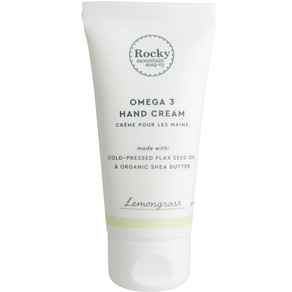 Lemongrass Natural Hand Cream - Cocoa Spa Boutique