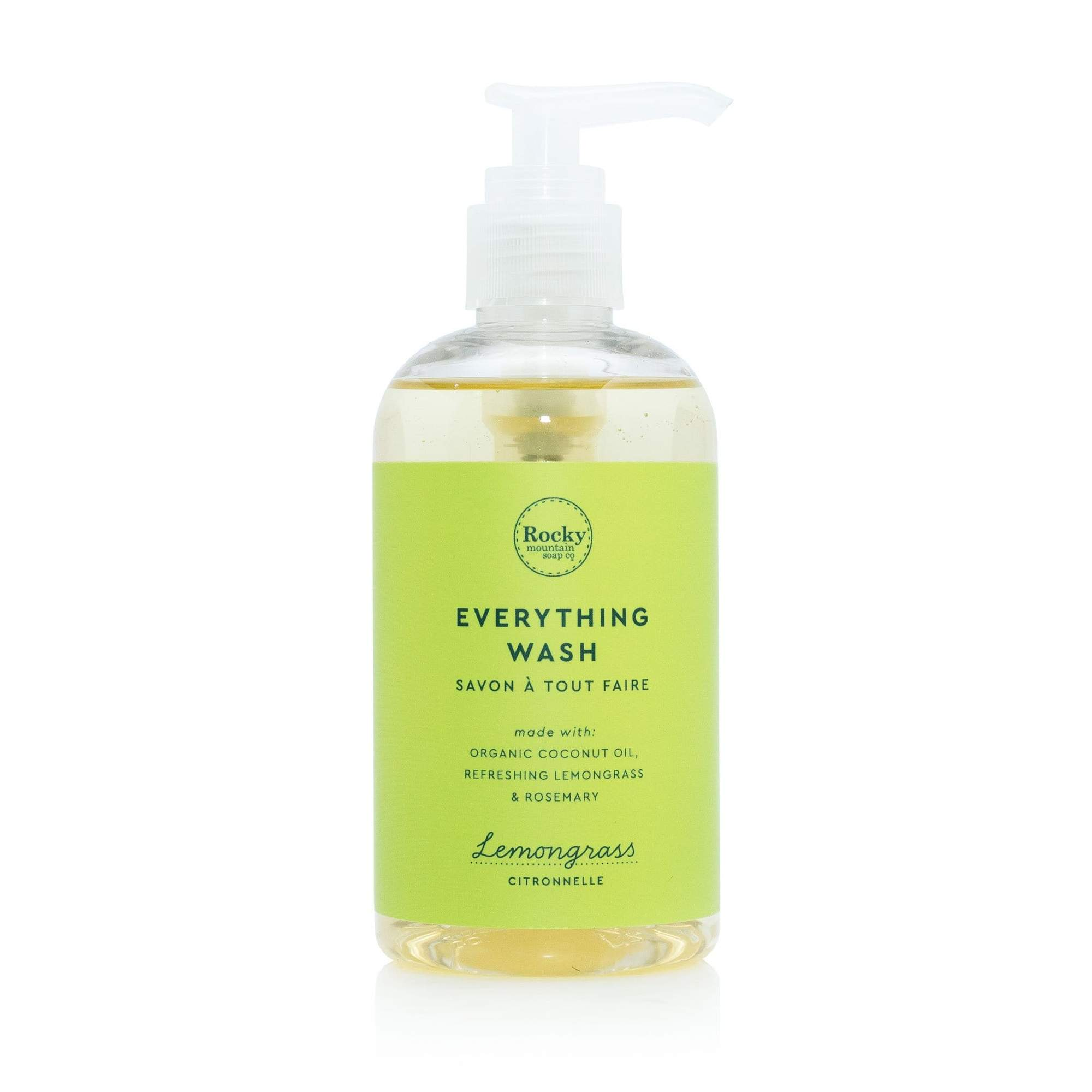Lemongrass Hand & Body Wash - Cocoa Spa Boutique