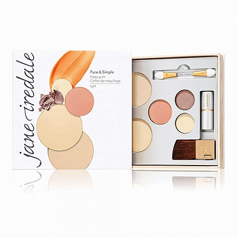 Pure & Simple Makeup Kit - Cocoa Spa Boutique