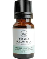 Organic Eucalyptus Essential Oil - Cocoa Spa Boutique