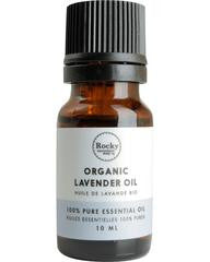 Organic Lavender Essential Oil - Cocoa Spa Boutique