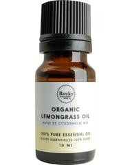 Organic Lemongrass Essential Oil - Cocoa Spa Boutique