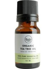 Organic Tea Tree Essential Oil - Cocoa Spa Boutique
