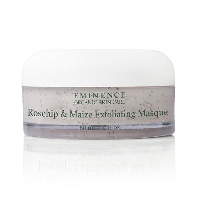 Rosehip & Maize Exfoliating Masque - Cocoa Spa Boutique