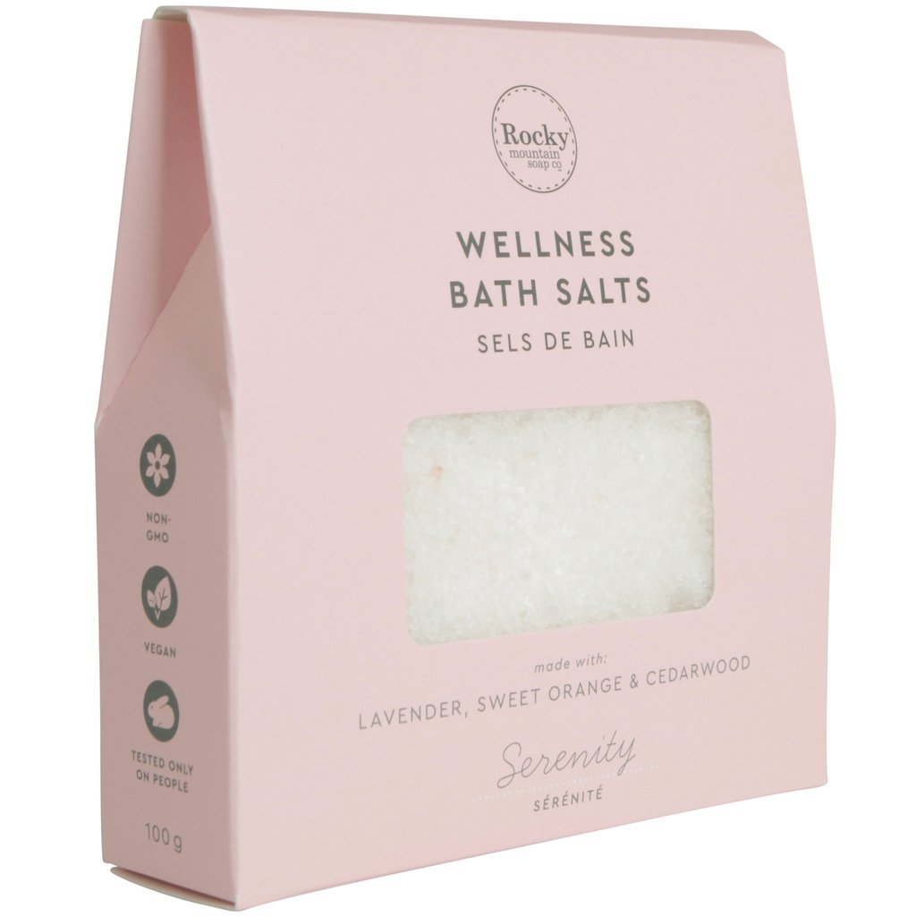 Serenity Wellness Bath Salts - Cocoa Spa Boutique