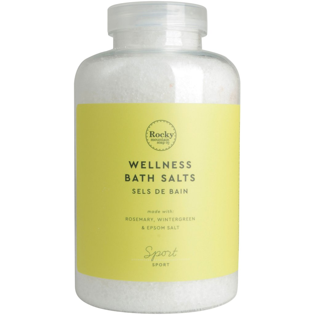 Sport Wellness Bath Salts - Cocoa Spa Boutique