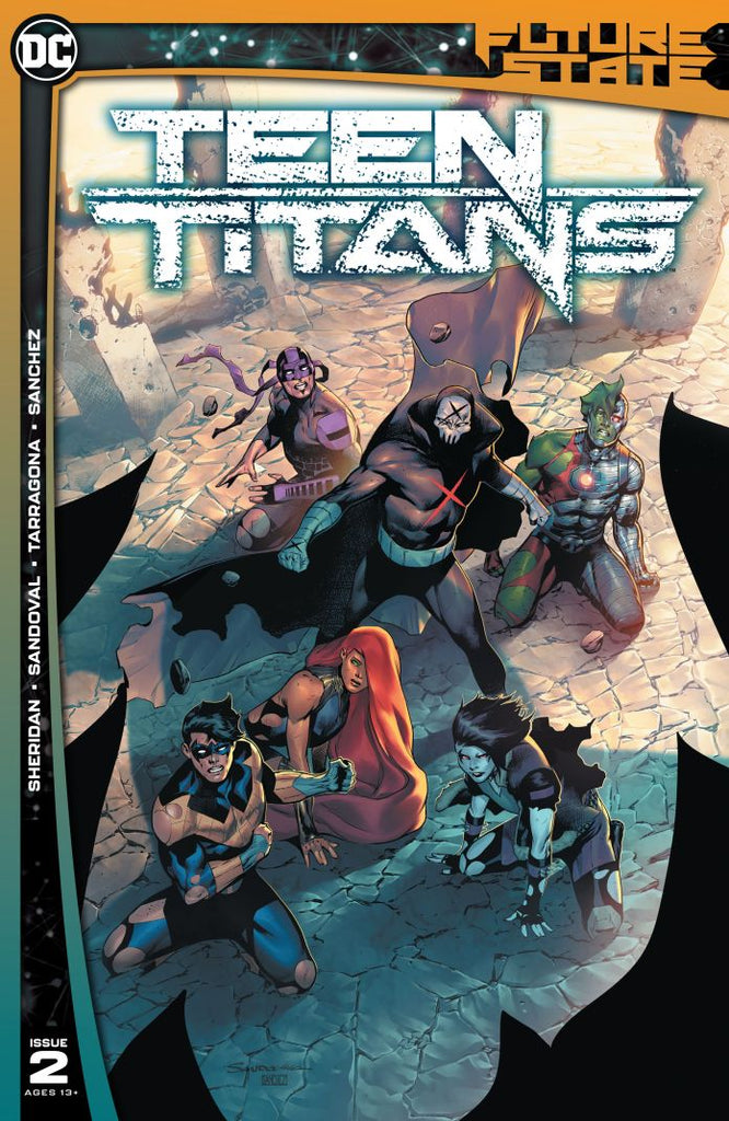 Frankie's Reviews: Radiant Black #1, Teen Titans #2, The High Republic Adventures #1, Dark Detective #3, Home Sick Pilots #3
