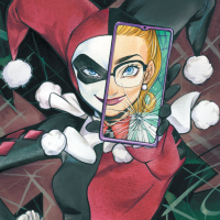 The Evolution of Harley Quinn by Angela Rairden