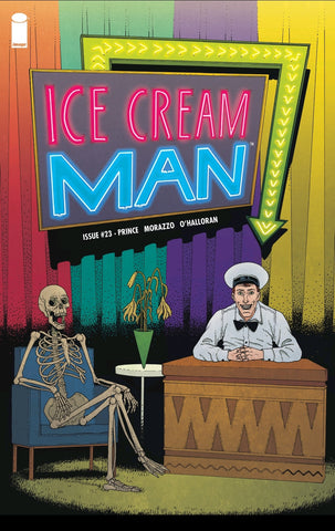 Ice Cream Man #23: Nihilistic Family Fun
