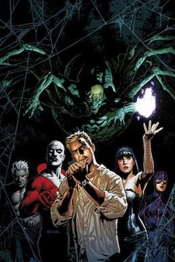 The Market Impact: HBO Max's Justice League Dark and Constantine Reboot