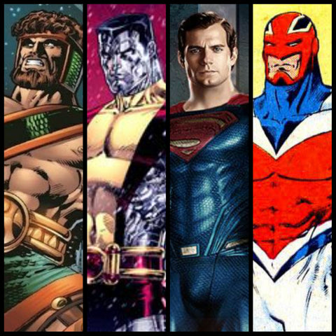 Henry Cavill Rumored for the MCU