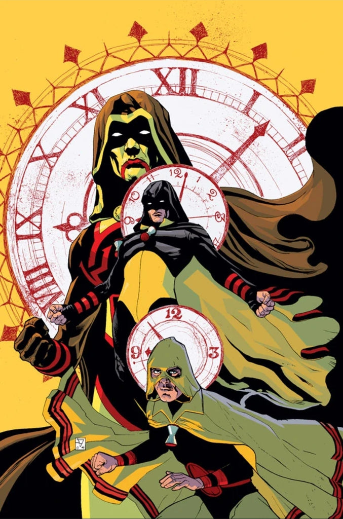 Hourman and the Silver Lining of DCEU Keys